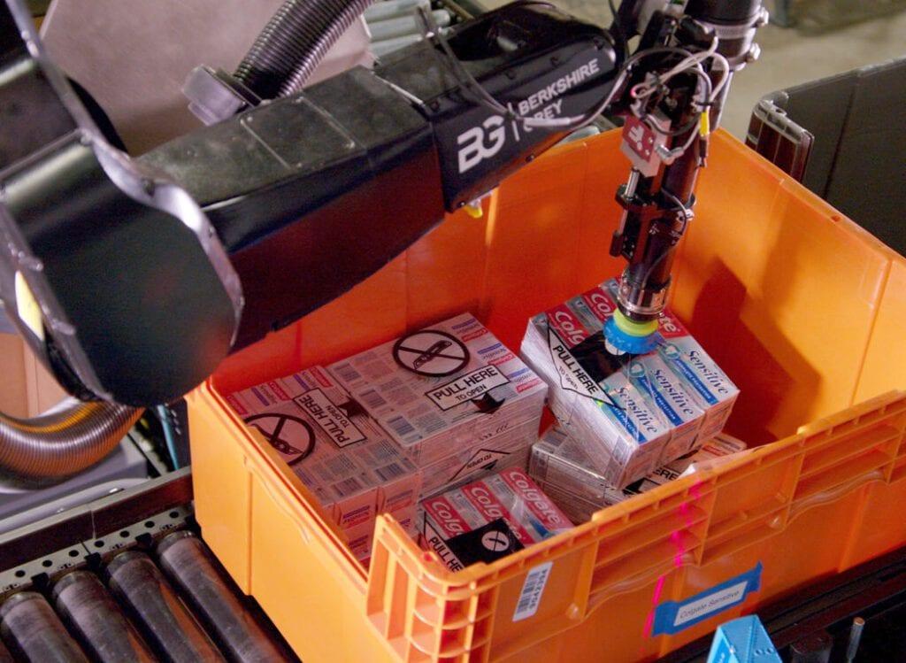 Machine Haptic & Grasping