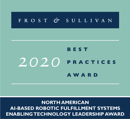 Frost & Sullivan Recognizes Berkshire Grey