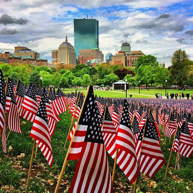 On Memorial Day, Please Pause and Remember With Us.