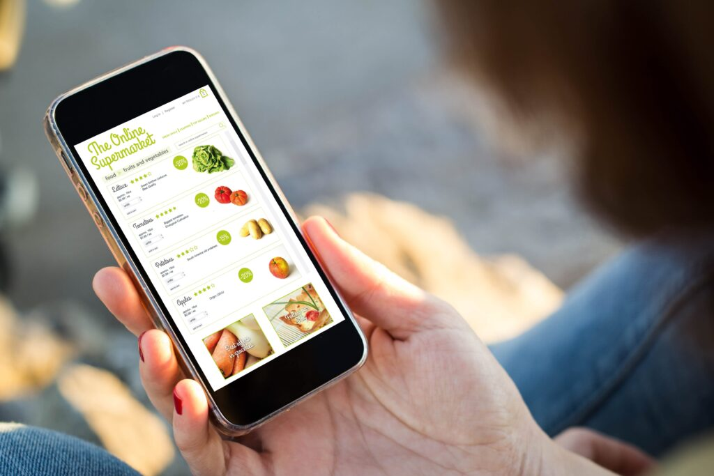 Online Grocery Fulfillment Meets the New Normal: Opportunity