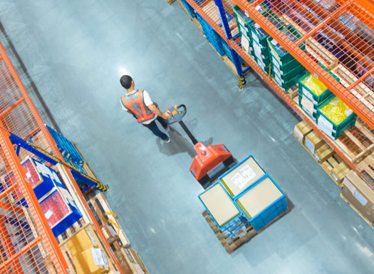 Aisle ready sortation solutions help retailers provide goods to consumers faster