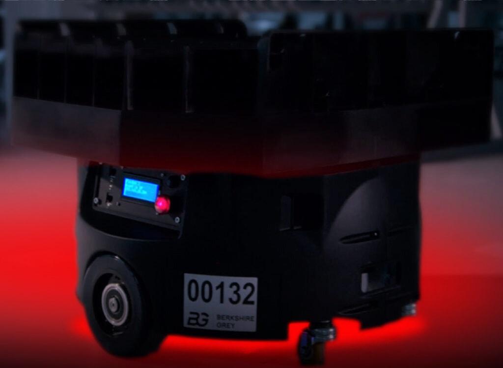 Mobile Rotatics warehouse automation
