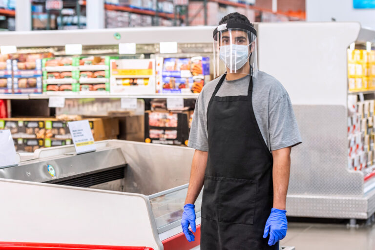 THE TRIALS AND TRIBULATIONS OF THE GROCERS