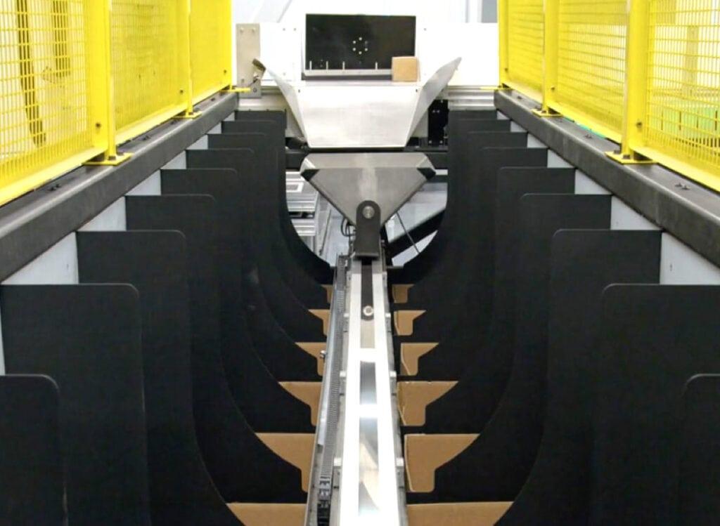 Linear Sort Shuttle